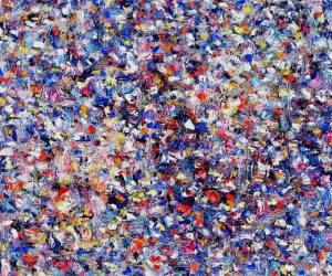 shellflower-1947 - lee krasner