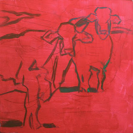red underpainting2