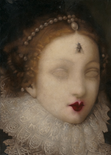 The Blind Queen by Stephen Mackey